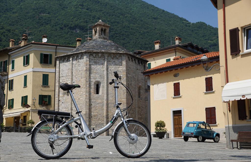 Een ritje door de bergen was nog nooit zo leuk. Elektrische vouwfiets kopen? Let goed op de kwaliteit van de ondersteuning.